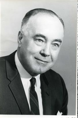Portrait of Leo McCarthy