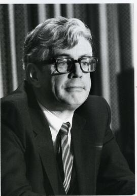 Portrait of Honorary Doctorate recipient J. J. Shepherd (Dr. of Engineering)