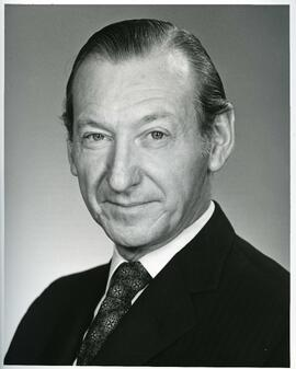 Convocation address Spring 1972 - Portrait of Kurt Waldheim - United Nations
