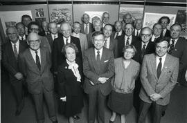 Meeting of Senior Administrators for a reunion, ca. 1992