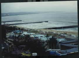 Durban waterfront. South Africa, 1994.