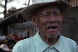 An elder singing about freedom and return-He sang whenever Meyer Brownstone visited. He was impor...