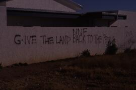 Give the land back to the people- Namibia National Front party one of the prominent of many parti...