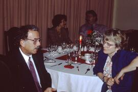 Dinner at Pietermaritzburg with Canada ambassaador and Minister Christine Stewart (I think). The ...