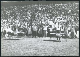Durban Peace Rally. South Africa, 1994.