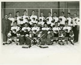 1966 Raven's Hockey Team