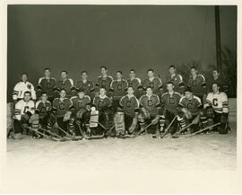 1964 Raven's Hockey Team