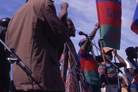 SWAPO rally (see previous slide)