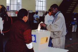 Voting after Mandela.